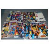 DC Superman Comic Book Lot