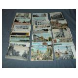 Brooklyn Post Card Lot.