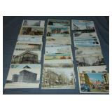 Brooklyn and NY Post Card Lot.