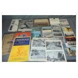 New York City Postcard, Photo and Ephemera Lot.