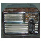 Arvin Silver Tone Mini Table Top.