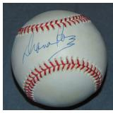Diana Ross Baseball Signed.
