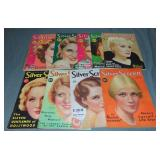 Silver Screen 1932 Ten issues.