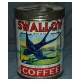 Swallow Brand Coffee.