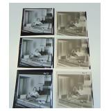 (3) Rita Hayworth Negatives and Contacts