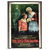 "1918 film ""Lost Battalion"" 1 Sheet Poster A"