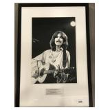 George Harrison 1972 MSG Entertainment Photograph