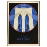 "Robert Indiana, ""The Bridge"", Serigraph, Signed"