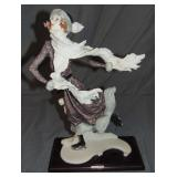 Giuseppe Armani, Winter Lady Ice Skater, Figurine