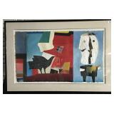 Max Papart. 1911-1994. Signed Limited.