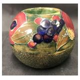 Moorcroft Spherical Match Holder.