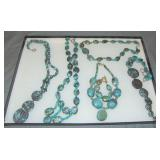 Kenneth Lane Necklace and Bracelet and more