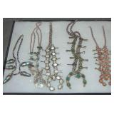Vintage Necklaces. Includes Sterling.