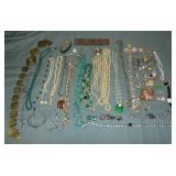 Estate Gold Jewelry Lot.