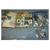 Mixed Jewelry and Collectables Lot.