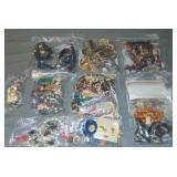 Estate Jewelry and Coin Lot.