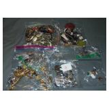 Estate Jewelry Lot. Includes Gold.