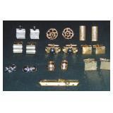 Estate Gold Jewelry Lot.