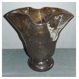 Large Schneider Art Glass Vase.