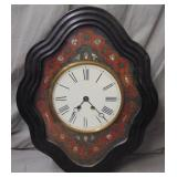 French Bakers Wall Clock