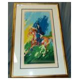 Leroy Neiman. Signed Limited Lithograph.