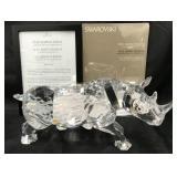 Swarovski Rhinoceros