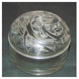 R. Lalique. Powder Box.