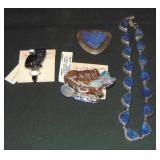 Three Piece Designer Jewelry Lot.