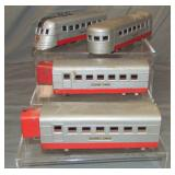 Uncataloged Lionel Jr Streamliner