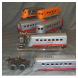 6pc Lionel Jr Streamliner Group