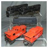 5Pc Lionel Postwar Group