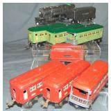 9Pc Lionel Passenger Group