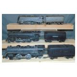 3 Prewar Lionel Steam Locomotives