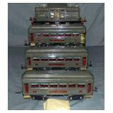 Clean Original Lionel 318 Passenger Set