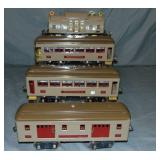 Restored Lionel 10 Passenger Set