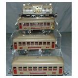 Restored Lionel 254 Passenger Set