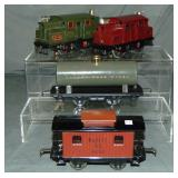 Restored Early Lionel Lot
