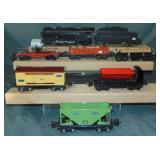 Lionel 225E Steam Freight Set