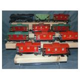 11pc Lionel Prewar Lot
