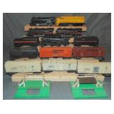 Large Lionel Postwar Train Lot