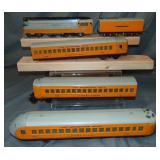 Original Lionel 250E Hiawatha Streamliner