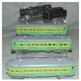 5Pc Lionel 2025 Passenger Set