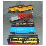 7Pc Lionel Rolling Stock