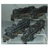 4 Lionel Postwar Steam Locomotives