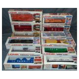 12 Lionel MPC Freight Cars