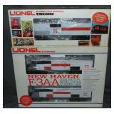 Lionel MPC 8851/8864 NH F3 ABA Diesels