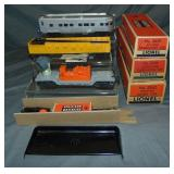3 Pc Boxed Lionel Rolling Stock