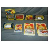 8 Boxed Vintage Corgi Vehicles