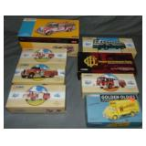 8 Boxed Modern Corgi Vehicles