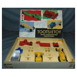 Nice Boxed TootsieToy Road Construction Set 6000